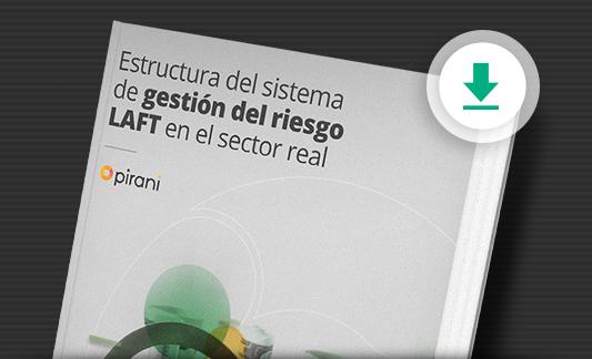 Conoce la estructura del sistema de gestión del riesgo LAFT en el sector real
