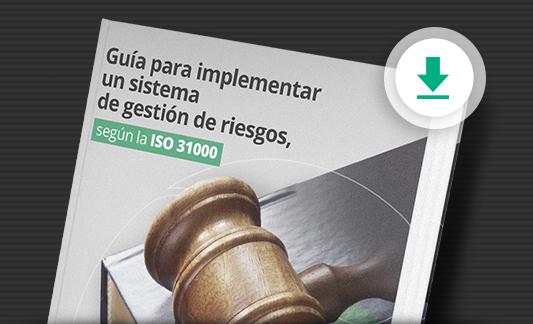 descarga gratis una Guía para implementar un sistema de gestión de riesgos, según la ISO 31000